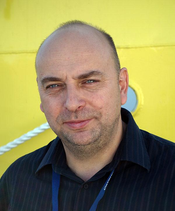 Željko Ninić, Senior Project Consultant