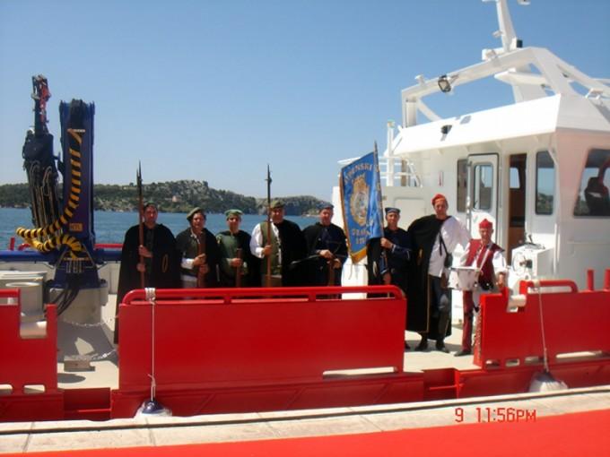 Adriatic Boat Show in Sibenik