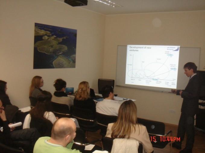 Poslovni seminar s radionicom