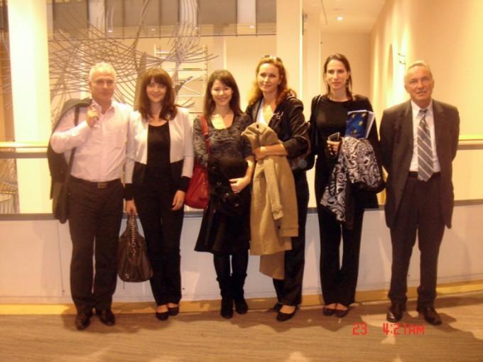 Study tour, delegation of Sibenik – knin county