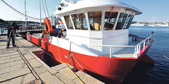 Mali hrvatski brodograditelji osvojili kupce sjeve